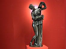 Bronzestatue der Venus Kallipygos