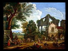 Peeter Bout  1658 Brüssel -  1719 zugeschrieben
