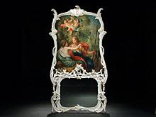 Großer Trumeau-Spiegel