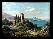 August Seidel  1820 München -  1904 Italien/Paris