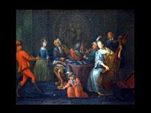 Flämischer Maler des 17./18. Jhdts.