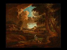 Deutsch-Italienischer Maler des 18. Jahrhunderts