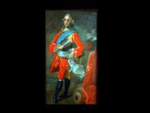 Gustav Lundberg 1695 - 1786 Stockholm