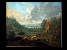 Theobald Michau 1676 Tournae - 1765 Antwerpen zugeschrieben
