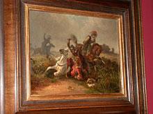 Julius Noerr  1827 München - 1897 Starnberg Schüler von Wilhelm Dietz