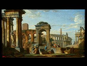 Giovanni Paolo Pannini 1691 Piacenza - 1765 Rom