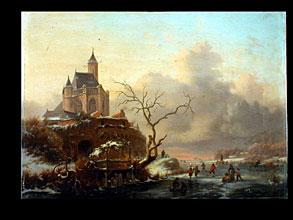 Jan Adam Jansz Kruseman 1804 - 1862 Haarlem