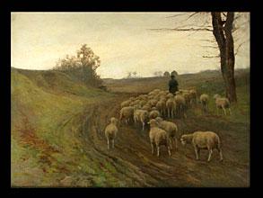 Albert Charpin 1842 Grasse - 1924 Asniéres (Seine)