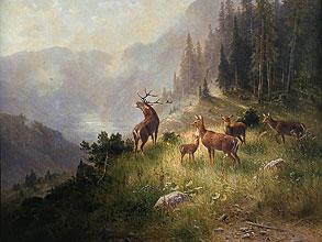 Ludwig Skell 1842 Obergünzburg - 1905 München