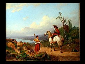 Nikolaus Berkhout tätig in Amsterdam 1834, später in Hilversum
