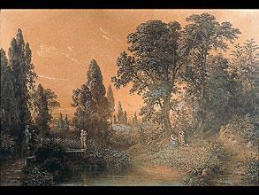 Georg Osterwald 1803 Rinteln - 1884 Köln