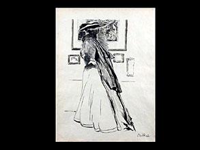 Giovanni Boldini  1845 Ferrara -  1931 Paris/Florenz
