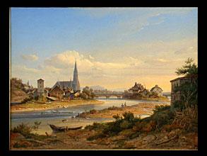Wilhelm Scheuchzer 1803 - 1866 München