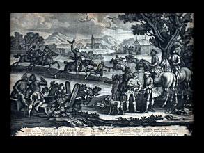 Georg Philipp d. Ä. Rugendas 1666 Augsburg - 1742 ebd.