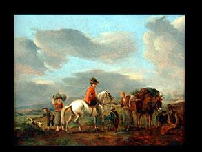 Philip Wouwerman  1619 -1668 Harlem Umkreis des