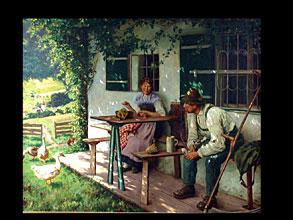 Emil Rau  1858 Dresden - 1937 München