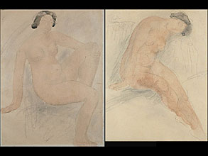 Auguste Rodin 1840 Paris - 1917 Medon