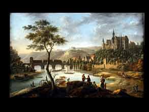 Johann Alexander Thiele   1685 Erfurt - 1752 Dresden, zugeschrieben