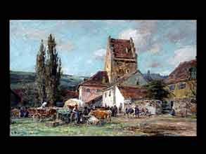 Karl Stuhlmüller  1851 München - 1930 Etzenhausen