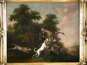 Wenzel Ignaz Brasch (Prasch)  geb. Prag - 1761 Schwabach