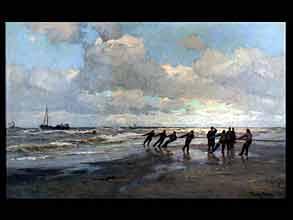 Erwin Günther 1864 Hamburg. Maler der Düsseldorfer Malschule