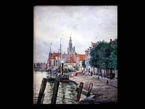 Heinrich Hermanns  1862 Düsseldorf - 1942 ebd.