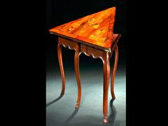 Barocker Spieltisch