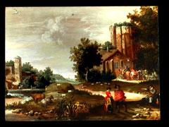Holländischer Maler, Prä-Rembrandtist , des Stils um 1630