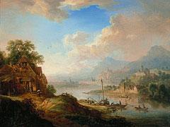 Christian Georg Schütz d. Ä. 1718 Flörsheim/Main - 1791 Frankfurt/Main