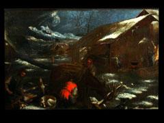 Italienscher Maler des 17. Jhdts. Umkreis Bassano