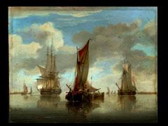 Nicolaas Baur 1767 - 1820 Harlingen, in Amsterdam und Brüssel um 1808 tätig, zugesch. Wurde mit einem Auftrag des französischen Königs Napoleon III. geehrt