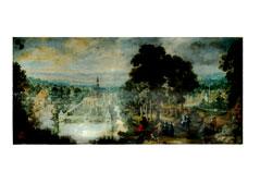 Bayrischer Maler des 17. Jhdts.