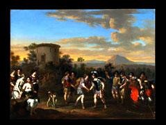 Gerard Hoet 1648 Zalt-Bommel - 1733 Den Haag