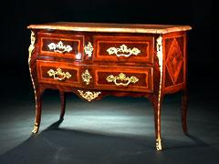 Elegante französische Louis XV-Kommode