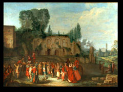 Pierre Angillis,  1685 Dünkirchen - 1734 Rennes