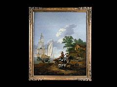 Adam Colina, 1634 Rotterdam - 1685 London