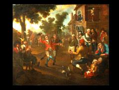 Holländischer Maler des 17. /18. Jhdts.