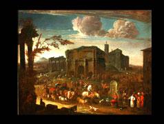 Adrian Frans Boudewyns d.Ä 1644-1711 Brüssel