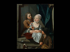 Nicolaes Verkolye 1673 Delft - 1746 Amsterdam