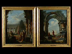 Giovanni Paolo Pannini, 1691 Piacenza - 1765 Rom