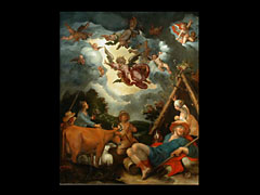 Abraham Bloemaert 1566 Gutrecht - 1651 (Nachfolge des)
