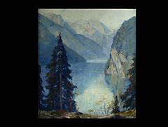 Otto Pippel, 1878 Lotsch - 1960 Planegg/München