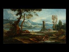 Marco Ricci 1676 Belluno - 1729 Venedig zugeschr.