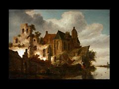 Roloef Jansz de Vries, um 1631 Haarlem - nach 1681 Amsterdam zugeschr.
