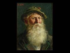 Emil Rau, 1858 Dresden - 1937 München