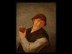 Adrian van Ostade  1610 Harlem - 1685