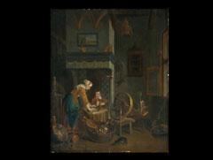Frans van Mieris d.Ä. 1635 - 1681 Leiden, zug.