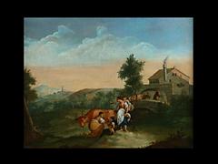 Italienischer Maler des 18. Jhdt.