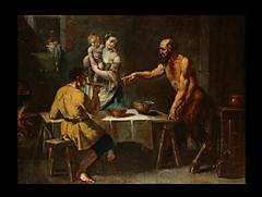 Gaspare Diziani, 1689 Belluno - 1767 Venedig
