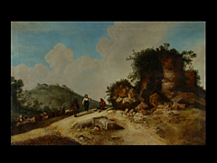 Jacobus Mancadan 1602 Kroningen - 1680 zugeschr.